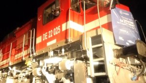 Türkiye'den Çin'e giden ihracat treni Azerbaycan'a uğurlandı