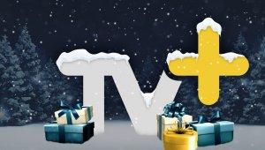 TV+, yılbaşı için özel hediye çekilişleri gerçekleştiriyor