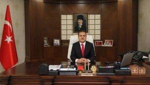 """Vali Akbıyık'tan """"Mevlana Haftası"""" mesajı"""