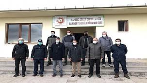 Vali Aktaş Lapseki'de incelemelerde bulundu