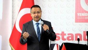 """Yeniden Refah Partisi Genel Başkan Yardımcısı Sakartepe: """"CHP'nin genetik hastalığı ortaya çıktı"""""""