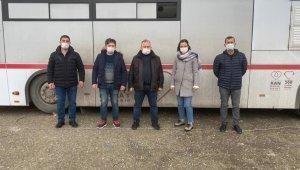 Zonguldak'ta 65 ünite kan bağışı