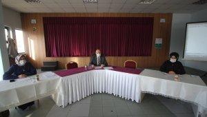 2021 yılının ilk meclis toplantısı yapıldı