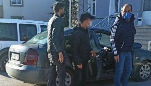 3 camiden musluk hırsızlığı zanlıları tutuklandı