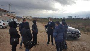 'Tarım ihtisas organize sera bölgesi' projesine bakanlıktan onay
