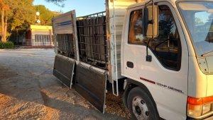 Adana'da 3 bin 900 litre kaçak akaryakıt ele geçirildi