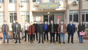 AK Parti Aydın'dan, 3 isme suç duyurusu