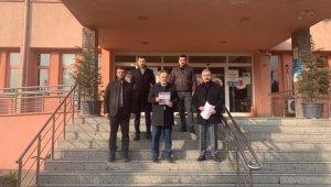 AK Parti Karabük teşkilatından o isimler hakkında suç duyurusu