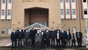 AK Parti Manisa'dan Fikri Sağlar, Can Ataklı ve İlker Başbuğ hakkında suç duyurusu