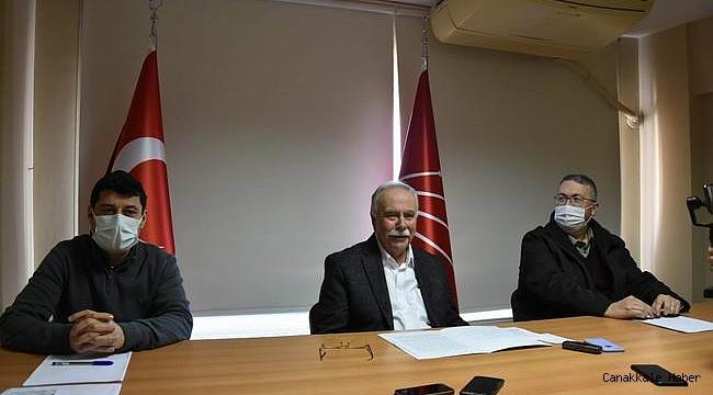AK partili Bülent Turan'ın eleştirilerine Belediye Başkanı Ülgür Gökhan'dan cevap