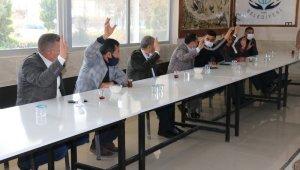 Akçakale'de yeni yılın ilk meclis toplantısı yapıldı