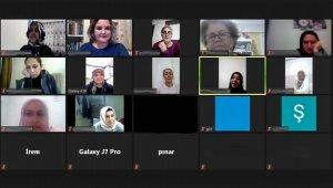 Altındağlı kadınlara online destek