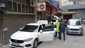Aranan şahıs Aydın polisinden kaçamadı