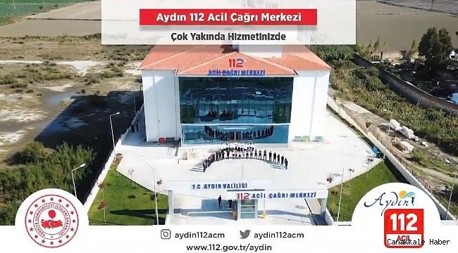Aydın'da tüm acil numaralar 112'de birleşecek