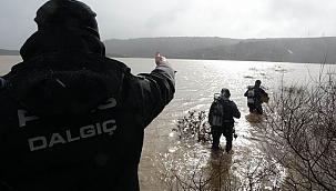Ayvacık barajında kaybolanların kimlikleri belli oldu
