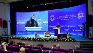 Bakan Selçuk, Kadın Kooperatifleri Doğu Karadeniz Buluşmasına katıldı