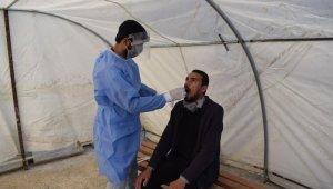 Barış Pınarı bölgesinde PCR laboratuvarı kuruldu