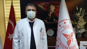 Başhekim Aktürk'ten aşı değerlendirmesi