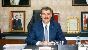 """Başkan Altınsoy: """"300 milyon liralık gençlik ve spor yatırımı yapıldı"""""""