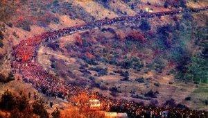 """Başkan Bozkurt ; """"Büyük madenci yürüyüşü ışık tuttu"""""""