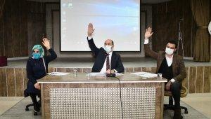 Başkan Kılıç'tan 2021'in ilk müjdesi: Esnafa yüzde 50 kira desteği