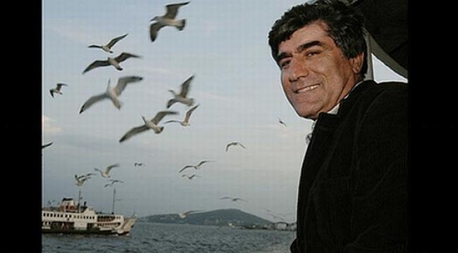 Başkan Ülgür Gökhan'dan Hrant Dink'i anma mesajı