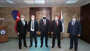 BBP Genel Başkan Yardımcısı Alfatlı'dan Bursa Emniyet Müdürü Aslan'a ziyaret