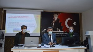 Besni'de kırsal kalkınma destekleri tanıtım toplantısı yapıldı