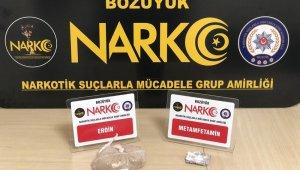 Bozüyük'te uyuşturucu operasyonu, 1 kişi tutuklandı