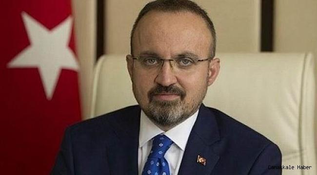 """Bülent Turan: """"Bir vatandaşımızın sağlığı söz konusu ise devletimiz her adımı atacak güçtedir"""""""