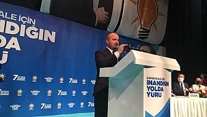 "Bülent Turan; ""Erken seçim yok"""