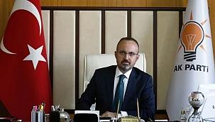 """Bülent Turan: """"Esnafımızın, üreticimizin ve işletmelerimizin yanındayız"""""""