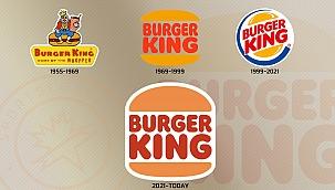 Burger King yıllar sonra logosunu değiştirdi