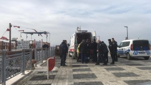 Bursa'da denize düşen epilepsi hastası kadın son anda kurtarıldı