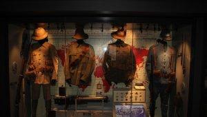 Çanakkale Savaşları mobil müze tırı Bilecik'te