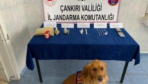 Çankırı'da uyuşturucu operasyonunda 1 tutuklama