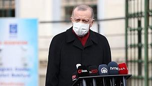 """Cumhurbaşkanı Erdoğan: Hayvan hakları yasası """"Her an meclise gelebilir"""""""
