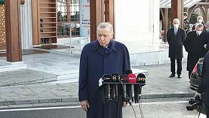 """Cumhurbaşkanı Erdoğan """"İkinci parti aşımız, büyük ihtimalle bu hafta sonuna kadar gelebilir"""""""