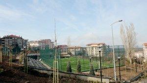 Dikmen Karapınar Spor Parkında sona yaklaşıldı