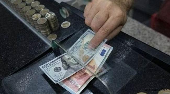 Dolar düşüşte, gözler gelecek TCBM raporunda