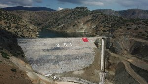 DSİ son 18 yılda Eskişehir'de 9 baraj 9 gölet yaptı
