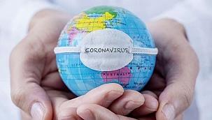 Dünya genelinde koronavirüs vaka sayısı Türkiye nüfusunu geçti