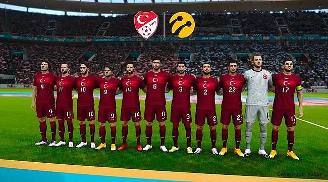 e-Futbol Milli Takımı'nın ana sponsoru 'Turkcell' oldu