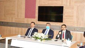 Edremit TDİOSB istişare toplantısı yapıldı