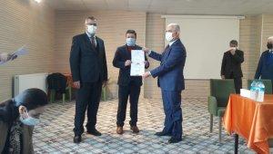 Edremit'te 'Okulum Temiz' belgeleri dağıtıldı