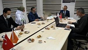 'Eğitime destek' toplantısı