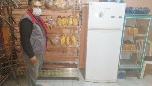 Erdek'te ekmek 2 Lira oldu
