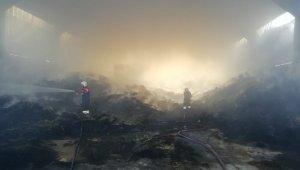 Erzincan itfaiyesi 2020 yılında 415 yangına müdahale etti