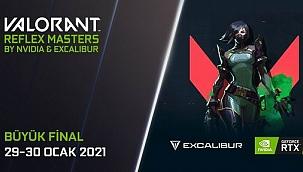 Excalibur Valorant Turnuvası'nda büyük final heyecanı