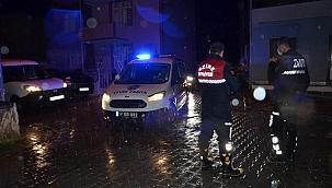 Ezine Belediyesi yağmuru hazırlıklı karşıladı